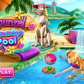 Игра День в бассейне