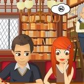 Игра Свидание в библиотеке