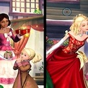 Игра Найти отличия с Барби