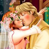 Игра Свадебный поцелуй принцессы Анны
