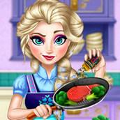 Кулинария королевы Эльзы