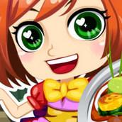 Игра Приготовление еды: Стейк на обед