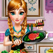 Игра Кулинария принцессы Анны