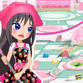 Игра онлайн злая девочка