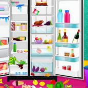 Игра Наведём порядок в холодильнике