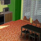 Игра 3D декорирование кухни