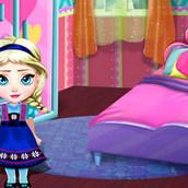 Комната маленькой Эльзы