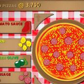 Кликер пиццы