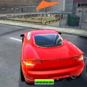 Игра Симулятор вождения 3д по городу