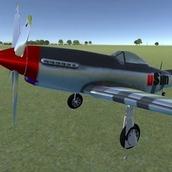 Игра Симулятор самолета 3д
