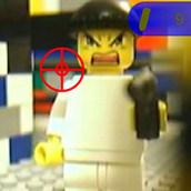 Игра Лего Стрелялка