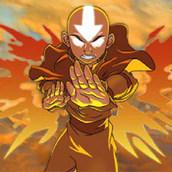 Игра Огненная битва Аанга