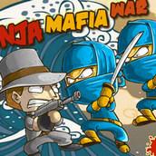 Игра Война ниндзя против мафии