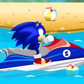 Игра Гонки на водном мотоцикле