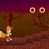 Игра Ночной кошмар лисёнка Тейлза