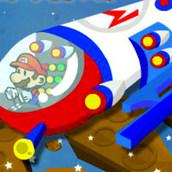 Игра Гонка в космосе