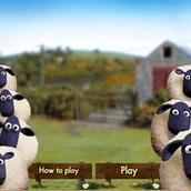 Игра Загони овечек