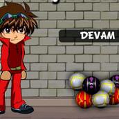 Игра Бакуган: Приключения шариков