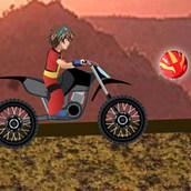 Игра Скоростной байк Дэна Кузо