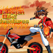 Бакуган: Приключения на мотоцикле