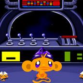 Игра Счастливая обезьянка в мире фантастики