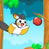 Игра Яблочное приключение Эмолги