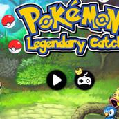 Игра Легендарная охота на покемонов