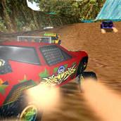 Игра Гонки на супер джипах в 3D