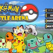 Игра Покемоны: Арена сражений