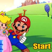 Игра Радужный остров Марио