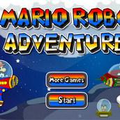 Игра Марио: Приключения в робото-костюме