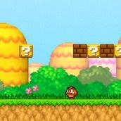 Игра Звёздные приключения Марио 3