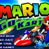 Игра Марио: Гонки на картах