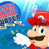 Игра Водные приключения Супер Марио