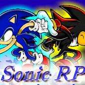 Игра Соник RPG 7