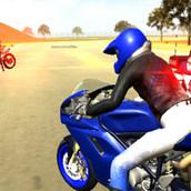 Игра 3D Симулятор мотоцикла 2