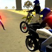 Заезды на классных мотоциклах