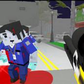Игра Кровавая стрелялка с зомби