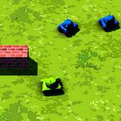 Игра Война танчиков 3D