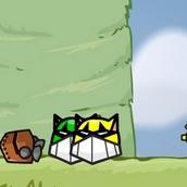 Игра Отважный «крошка-рыцарь»