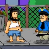 Игра Бомж Хобо 3: Внимание, Розыск!