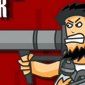 Игра Бомж Хобо 4: армейцы атакуют