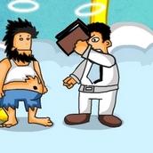 Игра Бомж Хобо 7: на райских небесах