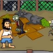 Игра Бомж Хобо 8: зомби апокалипсис