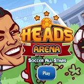 Игра Футбольные Головы: Арена
