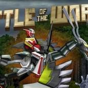 Игра Рейнджеры: Сражение в полете
