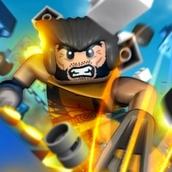 Игра Лего Росомаха