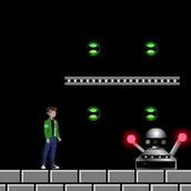 Игра Похищение Бэна 10: побег из подземелий