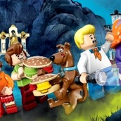 Лего Скуби-ду: тайна фаранов