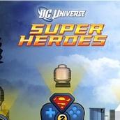 Игра Лего Супер Герои